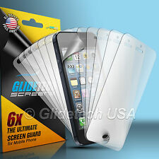 12pcs= 6x Full Body Front Back Screen Protector Cover for Apple iPhone 5