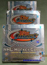 1998-99 TOPPS Finest NHL Hockey Factory-Sealed Hockey PACK - Great Value!!