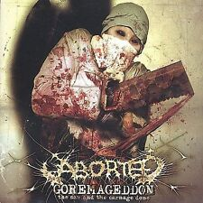 Aborted Goremageddon CD