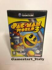 PAC-MAN WORLD 3 (NINTENDO GC GAME CUBE) NUOVO SIGILLATO NEW SEALED