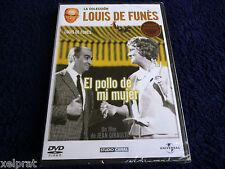 EL POLLO DE MI MUJER / POUIC-POUIC Louis de Funes / Jean Girault 1963 -Precintad
