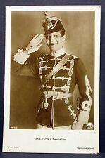 Maurice Chevalier - Movie Photo - Film Foto Autogramm-AK (Lot-H-3349
