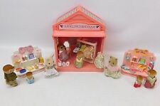 Sylvanian Families Madelines Boutique Village Gift Shops And Figures Bundle