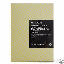 [MIZON] Enjoy Vital-Up Time Calming Mask 25ml x 10 EA  Propolis