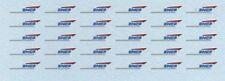 planches décalques logo SNCF casquette 1/160eme 1/220 eme