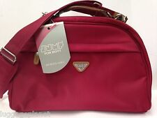 Boyt Luggage JUMP Riviera series Cosmetic Carry On Toiletry Bag Red L673