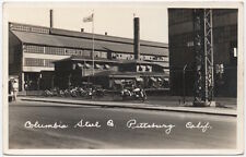 RPPC Motorcycles at Columbus Steel Company in Pittsburg, California~107443