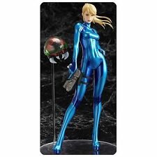 Metroid Other M Samus Aran Zero Suit PVC 8 1/2 inch Statue Good Smile Company