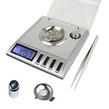 20 x 0.001g Smart Weigh High Precision Jewelry Digital Milligram Scale