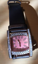 Invicta Women's Limited Edition 3.00ct Diamond Stainless Steel Watch RT $3995