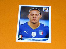 424 CAMORANESI ITALY ITALIA PANINI FOOTBALL FIFA WORLD CUP 2010  COUPE DU MONDE