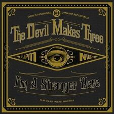I'm a Stranger Here [Digipak] * by The Devil Makes Three (CD, Oct-2013, New...