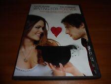 Waiting for Forever (DVD, 2011) Rachel Bilson,Tom Sturridge Used