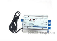CATV 3-Way Cable TV Signal Booster Amplifier Splitter 30dB