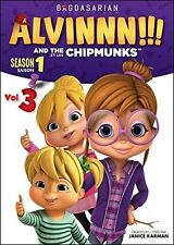 Alvin & The Chipmunks: Season 1 - Vol 3 DVD