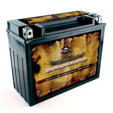 Y50-N18L-A3  High Performance - Maintenance Free - Sealed AGM Motorcycle Battery