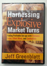 *New* HARNESSING EXPLOSIVE MARKET TURNS by Jeff Greenblatt *Stock Trading DVD*