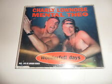 Cd   Charly Lownoise + Mental Theo  ‎– Wonderfull Days