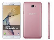 "Samsung Galaxy J7 Prime SM-G6100 Pink (FACTORY UNLOCKED) 5.5"" 13MP 32GB"