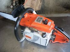 "STIHL 031 AV CHAINSAW WITH 16"" BAR VERY GOOD RUNNING USED SAW"
