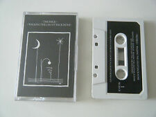THE BIBLE!* WALKING THE GHOST BACK HOME CASSETTE TAPE 1986 PAPER LABEL BACKS UK