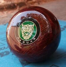 Jaguar Growler Wood Gear Shift Knob,XJ6,XJS,XJ8,XK8,XJR,XKR,S-Type,Super V8,XK