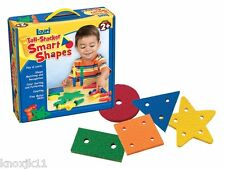 NEW Smart Shapes TALL STACKER Building Block Toys Color Counting Shapes Matching