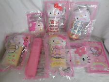 2007 Set of 8 Hello Kitty McDonald's Happy Meal MIB