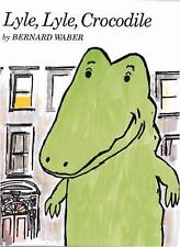 Lyle, Lyle, Crocodile Lyle the Crocodile - Waber, Bernard - Paperback