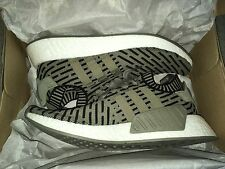ADIDAS NMD R2 OLIVE SZ 10 DEADSTOCK DS supreme palace