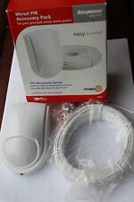 Honeywell Friedland PW2 PIR movement sensor with 25 metre cable + fitting kit