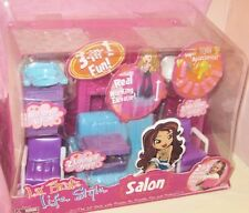 Lil Bratz UNOPENED Life Stylin Hair Salon Beauty Parlor Doll Play Set Carry Case