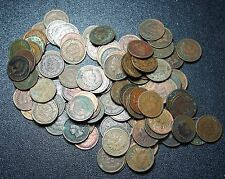 100 Bulk INDIAN HEAD 1800's & 1900's Penny Coins Cent Pennies 1 Roll LOT # N 330