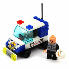 Blocktech Building Bricks Kids Toy Set Brand Compatible Police SWAT 39 Pieces