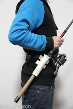 Fishing Rod Holder Fishing Belt Tube Pole Holster An extra helping hand