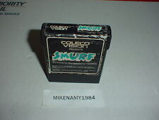 SMURF RESCUE IN GARGAMEL'S CASTLE game cartridge only for COLECOVISION system