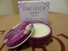 French Lilac Pacifica Natural Ethical Vegan 10g Solid Perfume Essential Oils