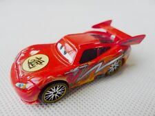 Mattel Disney Pixar Cars 1:55 Dragon Lightning McQueen Metal Toy Car Loose