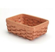 Wood Country Tray Basket - 8 x 6 x 3 in. organize by purchaseing many