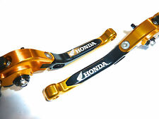 HONDA CBR 600 F2,F3,F4,F4i BRAKE CLUTCH FOLDING EXTENDING LEVERS ROAD TRACK S14B