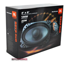 "JBL GTO6429 4""x6"" Car Audio Speakers/ 4x6"" JBL GTO Series Coaxial (PAIR)"