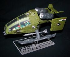 Laser cut Acrylic display stand for GI Joe Sky Hawk
