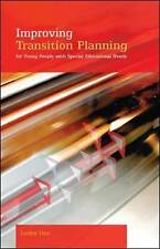Improving Transition Planning: For Young People with Sp - Dee, Lesley  Paperb