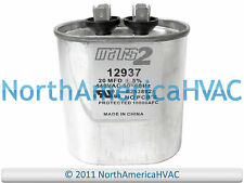NIB Motor Run Capacitor 20 uf MFD 440 volt Fan Blower