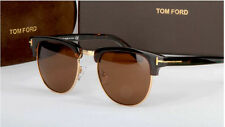 2017 New Arrival Tom Ford Oval Sunglasses Tortoise TF248 Eyewear Unisex With Box