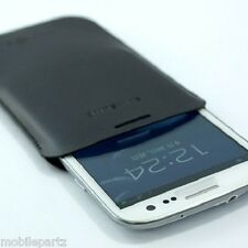 Genuine Samsung Galaxy S3 GT - i9300i Neo PU Leather Slide in Pocket Case