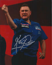 Kevin PAINTER Signed 10x8 Autograph Photo AFTAL COA The ARTIST DARTS Genuine