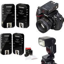 4 pcs Yongnuo YN-622C Kit Wireless 1/8000s TTL Flash Trigger  f CANON SLR Camera