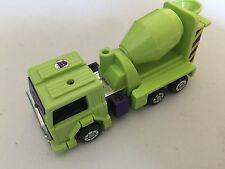 Transformers G1 1985 MIXMASTER IGA (mexican) devastator loose figure