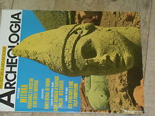 $$ Revue Archeologia N°243 Mithra  Egypte Thebes  Saint Germain d'Auxerre